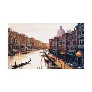 Canal of Venice by Hava   Extra Large Artwork   Artwork > Wall