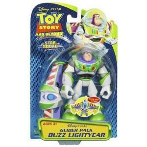 Toy Story 6 Inch Star Squad Glider Pack Buzz Toys & Games