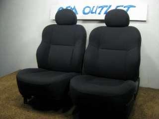 JEEP GRAND CHEROKEE LAREDO FRONT SEATS 1999 2000 2001 2002 2003 2004