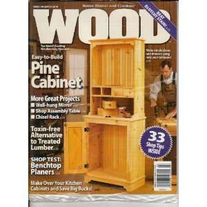 ... Better Homes And Gardens Wood Magazine March 2010 Unknown ...