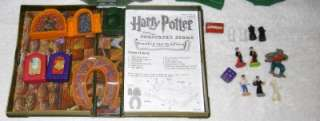 Harry Potter Hogwarts Plug In School Train House +Game
