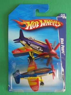 2010 Hot Wheels Mad Propz HW Racing #153/240 NEW 027084797480