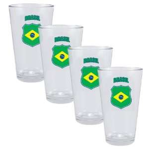 2010 FIFA World Cup? Brazil Collector Glass Set  Kitchen