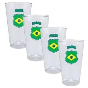 2010 FIFA World Cup? Brazil Collector Glass Set  Kitchen