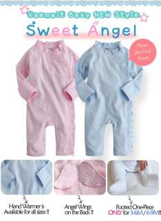 Baby Newborn Infant Toddler Girl s One Piece  Sweet Angel