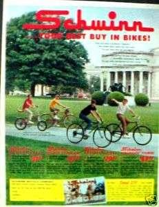 Orange Krate~Deluxe Typhoon~Tourist~Sport Bicycles Boys Bikes AD