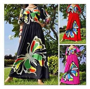 NEW Patriasia Woman Summer Ladies Long Maxi Dress