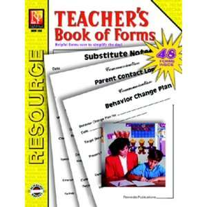 10 Pack REMEDIA PUBLICATIONS TEACHERS BOOK OF FORMS