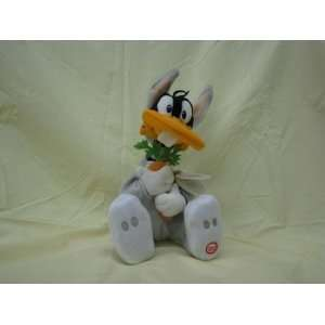 Hallmark ERG7047 Plush Daffy Duck with Sound