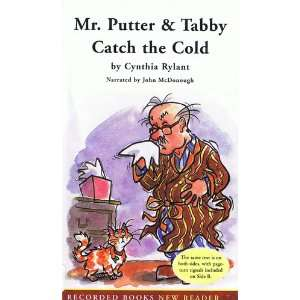 Mr. Putter & Tabby Catch the Cold Books