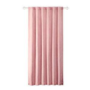 NIP Naptime Window Curtain Panel Light Pink Baby Girl Childrens