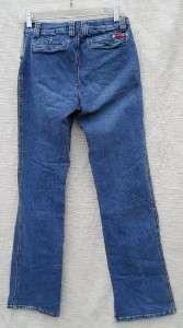 29 GUESS Jeans Dark Denim Blue Womens STRETCH 31 INSM