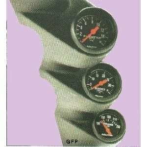Auto Meter  22432  1996   2000 Honda Civic  2 1/16 Triple Pillar