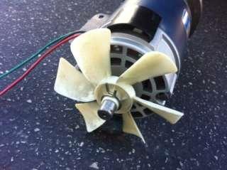 Leeson 2HP DC Permanent Magnet Motor KK2145 # 098187