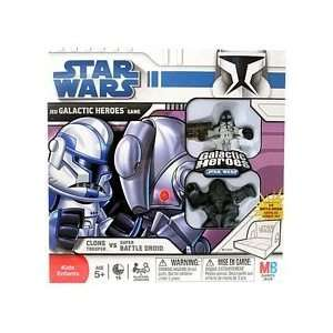 Star Wars Galactic Heroes Game   Clone Trooper vs. Super