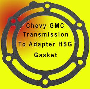 GM Dodge Transmission to Transfer Case Adapter Housing Gasket