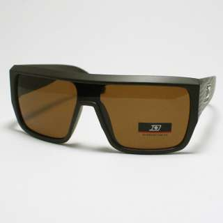 FLAT TOP Unique Retro Mob Style Squared Sunglasses Mens Oversized