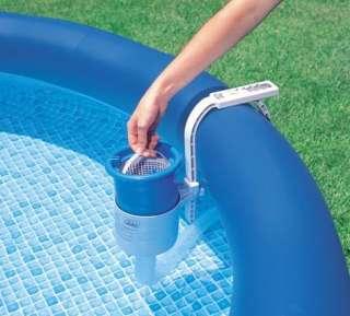INTEX 15 x 48 Easy Set Swimming Pool Set with 1000 GPH GFCI Filter