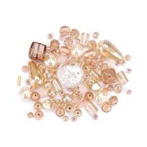 Jesse James Dress It Up Beads Variety Pack 28 Grams/Pkg Champagne