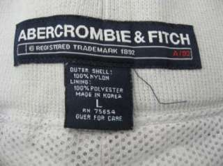 MENS Abercrombie & Fitch Nylon Winter Snowboard Pants L