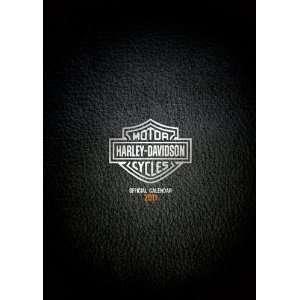 Harley Davidson High End Calendar 2011 (9781847573124) Books