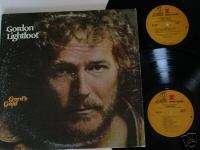 GORDON LIGHTFOOT   GORDYS GOLD (Reprise, 2   LP set)