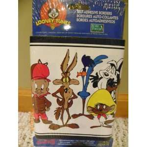 Looney Tunes Self adhesive Wall Borders.