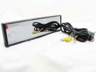Car Rear View Mirror Monitor Camera remote control
