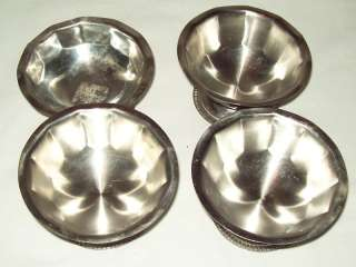 STAINLESS STEEL ICE CREAM/DESSERT BOWLS JAPAN