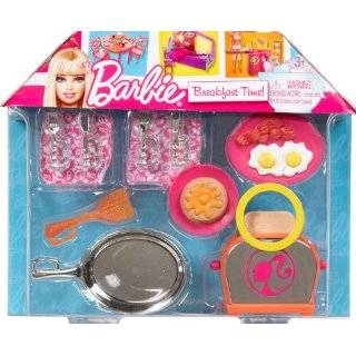 Baking Time Cooking Doll Accessories imagination play Toys & Games