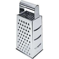 sided Stainless Steel Grater