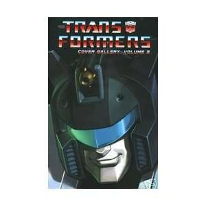 Transformers Cover Gallery Volume 2 Neil Uyetake Books