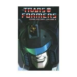 Transformers Cover Gallery Volume 2 Neil Uyetake Books