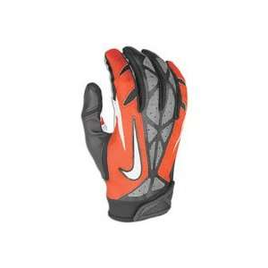 Nike Vapor Jet 2.0 Receiver Glove   Mens   Orange/Black/White