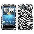 Premium HTC Inspire 4G Zebra Protector Case