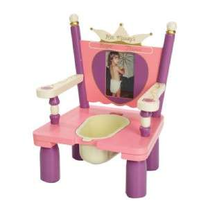 Levels Discovery PRINCESS Throne POTTY CHAIR