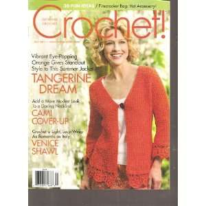 Crochet Magazine (30 Fun Ideas, July 2011) Various Books