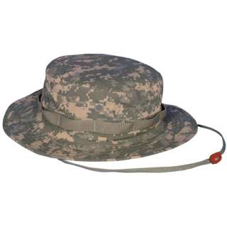 ACU Digital Camouflage BUSH BOONIE HAT   Vietnam Era Hot Weather