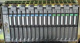 Allen Bradley AB Mini PLC 2/15 16 I/O Modules 128points