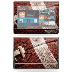 Vinyl Skin Decal Cover for Sony Tablet S Football Electronics