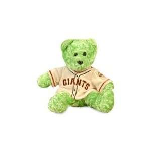 San Francisco Giants Special Team Logo Bear in Green