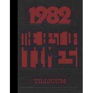 (Reprint) 1982 Yearbook Oakville High School, Oakville