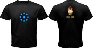 IRON MAN T SHIRT*NEW ASSORTED DESIGN*
