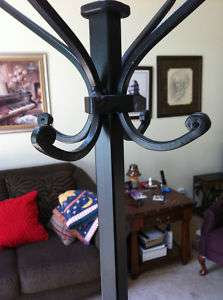 EUC RARE HALL TREE/COAT RACK FOR YOUR FOYER ENTRANCE NICE