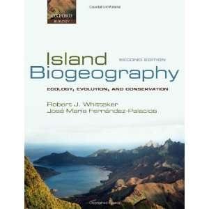 ) Jose Maria Fernandez Palacios Robert J. Whittaker Books
