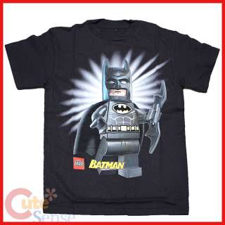 Batman Lego House T Shirt  Youth Boy Shirts 4 Size (S, M , L , XL