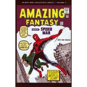 Series #1 Reprints Amazing Fantasy #15 MARVEL COMICS: Books