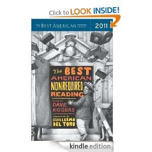 Best American Nonrequired Reading 2011 The Best American Series (Best