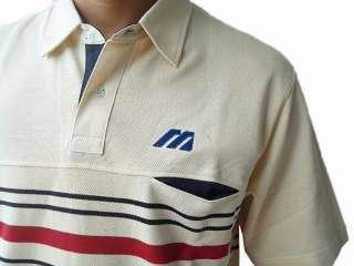 Mizuno Mens Golf Polo Shirt RAYOSAN UV Protection