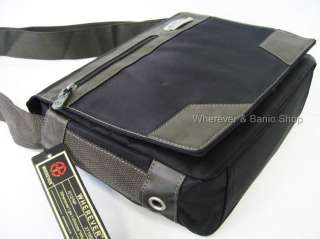 Mens Waterproof Shoulder Bag High Quality Black M50